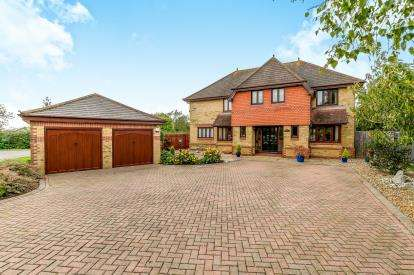 5 Bedrooms Detached House for sale in Oak Road, Brackley, Northants, Uk