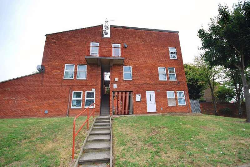 2 Bedrooms Flat for sale in LIGHTLEY CLOSE, WEMBLEY, MIDDLESEX, HA0 4HP