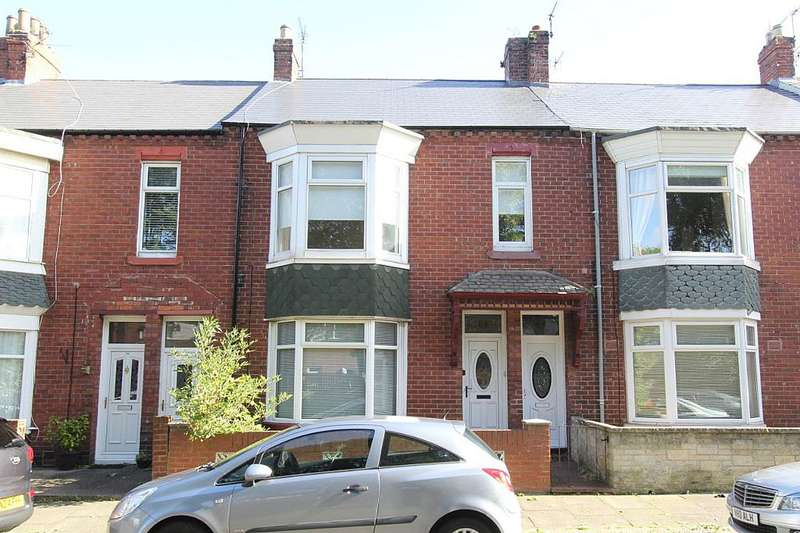 3 Bedrooms Flat for sale in Egerton Road, South Shields, Tyne and Wear, NE34 0RD