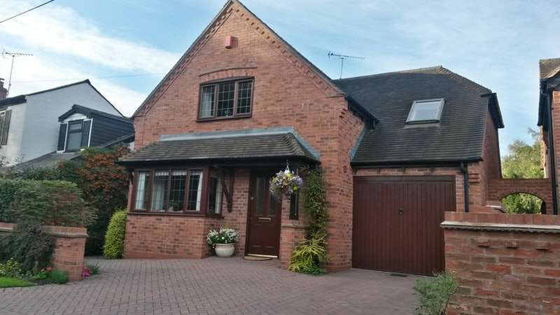 4 Bedrooms Detached House for sale in Caunsall Road, Caunsall, Kidderminster, Worcestershire, DY11