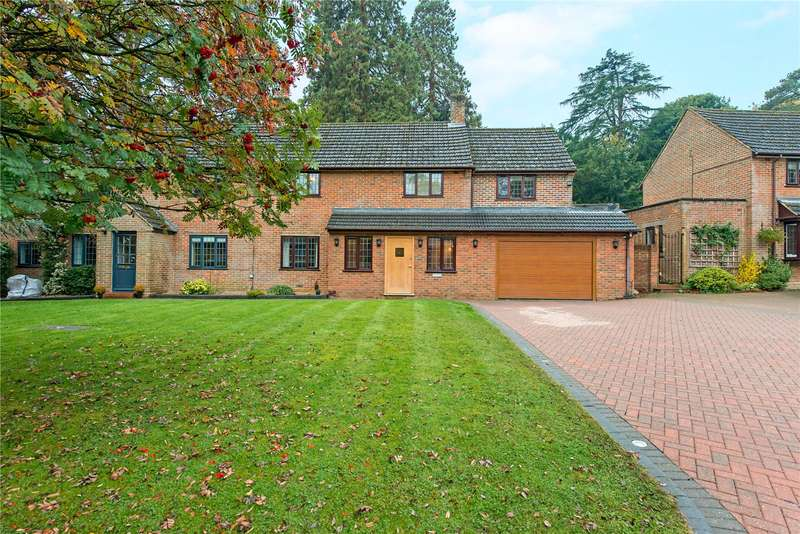 4 Bedrooms Semi Detached House for sale in The Ridings, Latimer, Chesham, Buckinghamshire, HP5