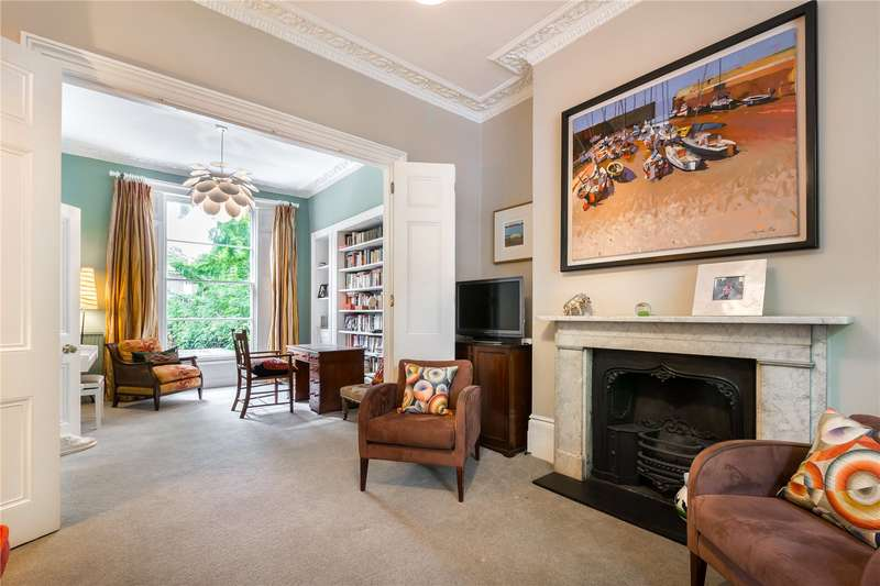 4 Bedrooms Semi Detached House for sale in Canonbury Park North, London, N1