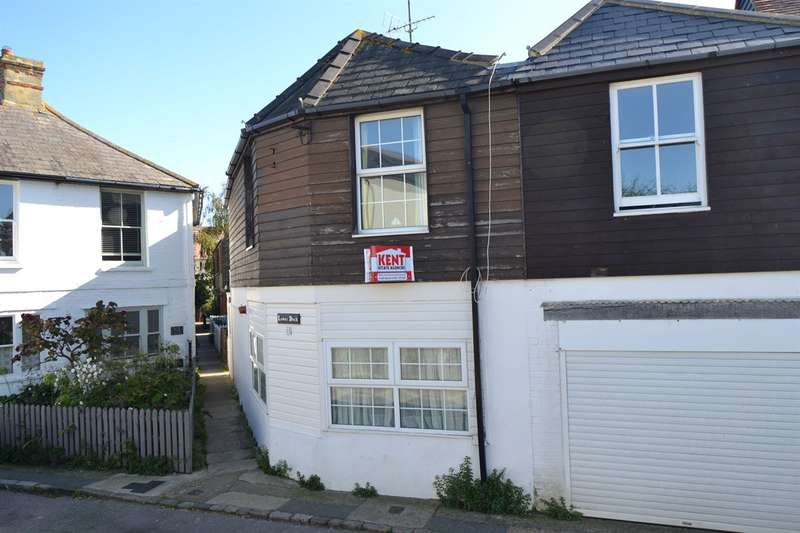 2 Bedrooms Semi Detached House for sale in Island Wall, Whitstable