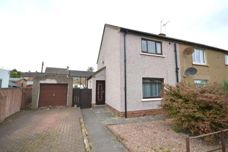 2 Bedrooms Semi Detached House for sale in Blinkbonny Road, Falkirk, FK1