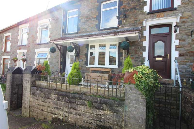 3 Bedrooms Terraced House for sale in Old St, Tonypandy, Tonypandy