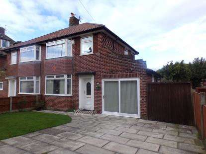 3 Bedrooms Semi Detached House for sale in Bentham Drive, Childwall, Liverpool, Merseyside, L16