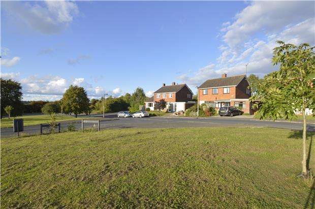 3 Bedrooms Detached House for sale in Mitton, TEWKESBURY, Gloucestershire, GL20 8AU