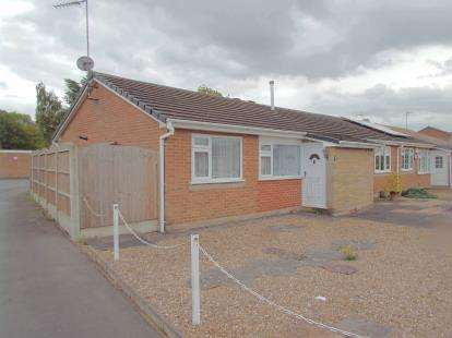 1 Bedroom Bungalow for sale in Chitterman Way, Markfield, Leicester, Leicestershire