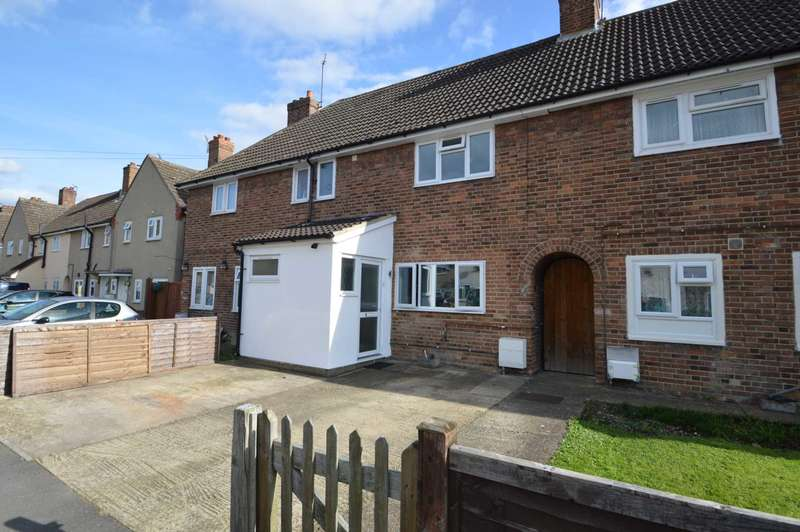 3 Bedrooms Terraced House for sale in Eaton Road, Aylesbury