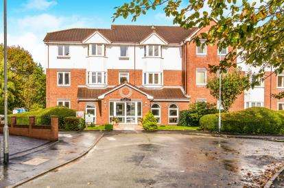 2 Bedrooms Flat for sale in Ferguson Court, 2 Acorn Close, Manchester, Greater Manchester