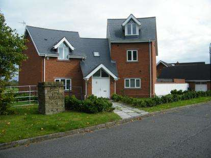 5 Bedrooms Detached House for sale in Freshwater Drive, Weston, Crewe, Cheshire