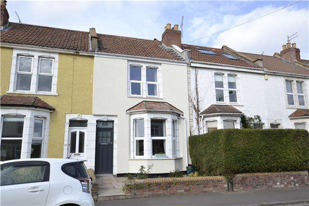 2 Bedrooms Terraced House for sale in Downend Road, Horfield, Bristol, BS7 9PR