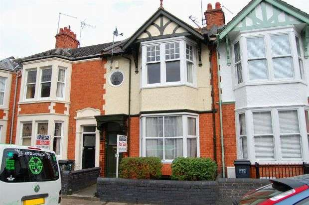 2 Bedrooms Flat for sale in Ardington Road, Abington, Northampton NN1 5LP
