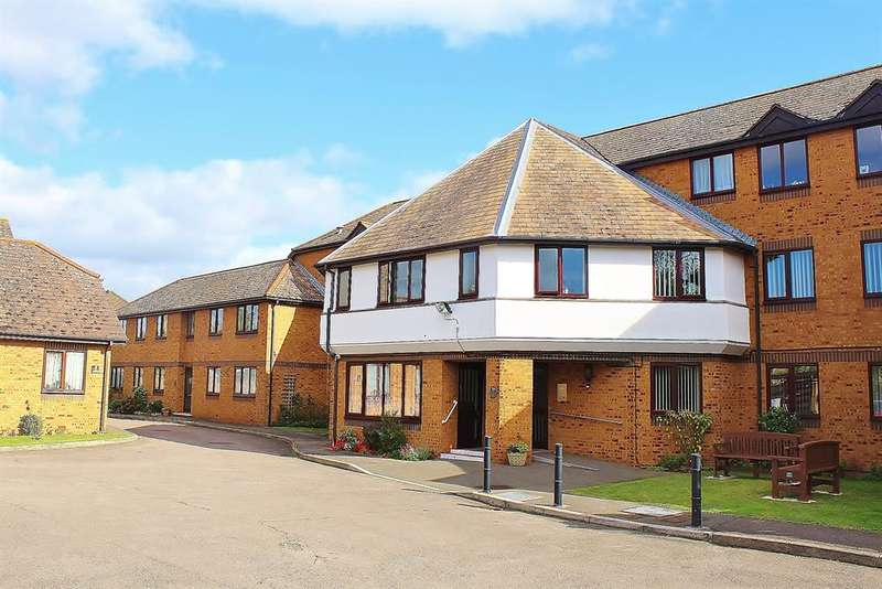 1 Bedroom Retirement Property for sale in Leaside Court, The Larches, Hillingdon, UB10 0DD