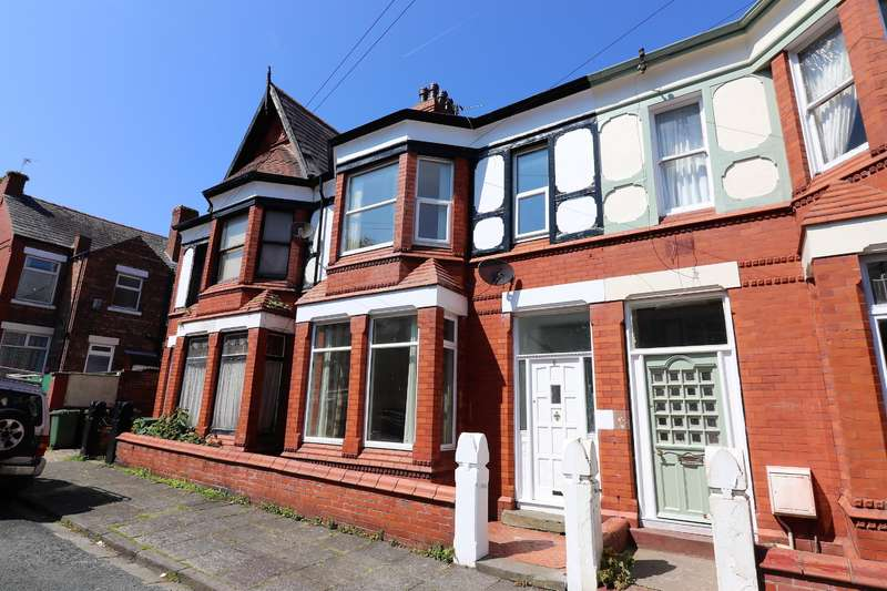 4 Bedrooms Unique Property for sale in Halsbury Road, Wallasey, CH45 5DT