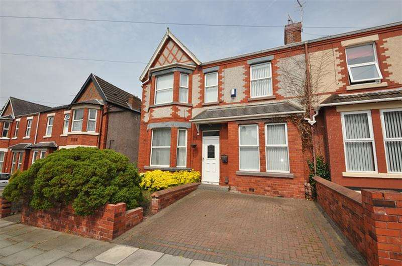 2 Bedrooms Flat for sale in Hillside Road, Wallasey Village, , CH44 2DZ