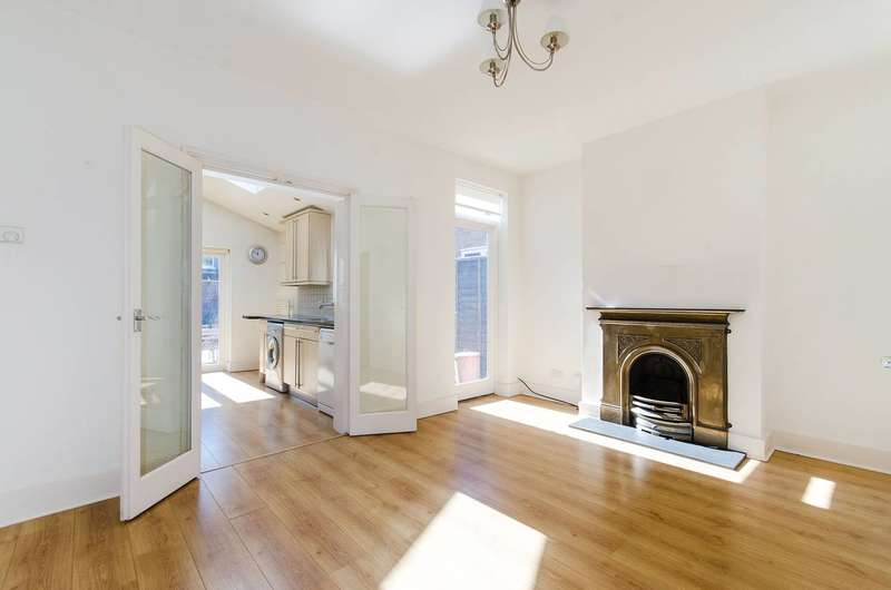 2 Bedrooms House for sale in Bonchurch Road, Northfields, W13