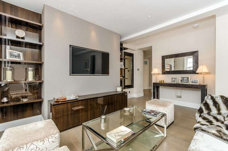 2 Bedrooms Flat for sale in Glyn Mansions, Kensington, W14