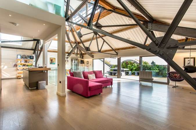 5 Bedrooms Flat for sale in The Power House, Chiswick