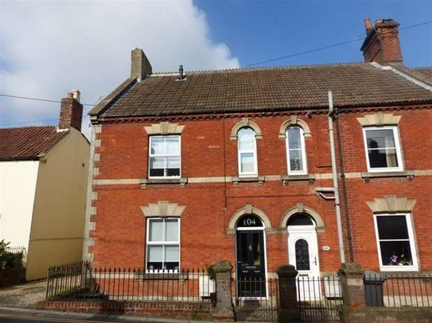 3 Bedrooms Terraced House for sale in Warminster Road, Westbury