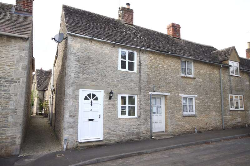 2 Bedrooms Mews House for sale in The Butts, Poulton, Cirencester, GL7