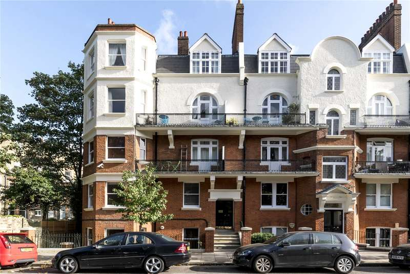 2 Bedrooms Flat for sale in Delaware Mansions, Delaware Road, London, W9