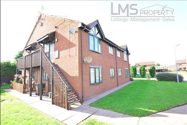 1 Bedroom Flat for sale in Greenfields, Winsford