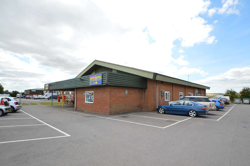 Warehouse Commercial for sale in Unit 8, Sunrise Business Park, Higher Shaftesbury Road, Blandford Forum, DT11 8ST