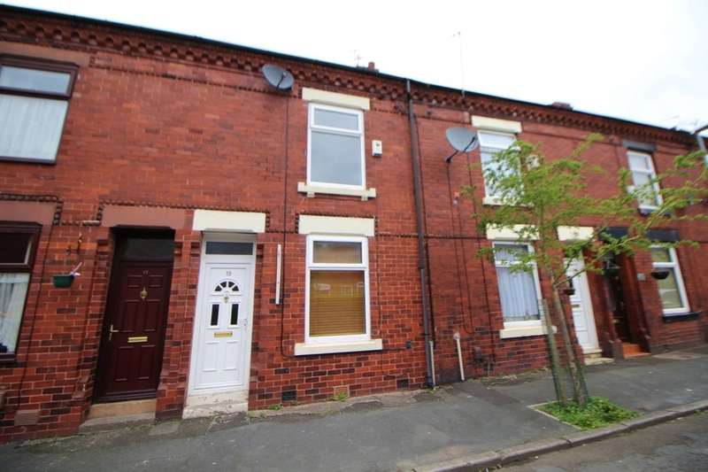 2 Bedrooms Terraced House for rent in Harrington Street, Manchester, M18