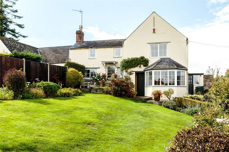 5 Bedrooms Detached House for sale in South Side, Steeple Aston, Bicester, Oxfordshire, OX25