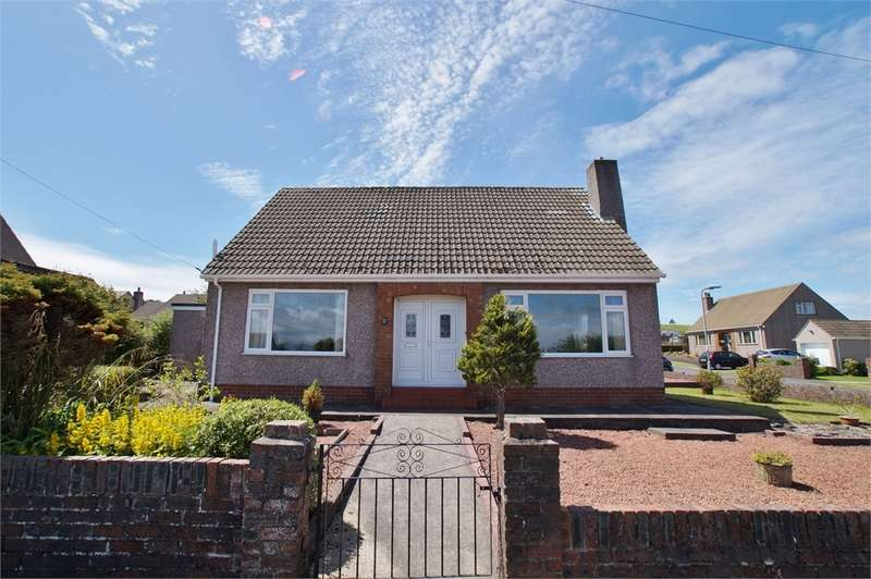 3 Bedrooms Detached Bungalow for sale in CA28 8XA Eden Drive, Moresby Parks, WHITEHAVEN, Cumbria