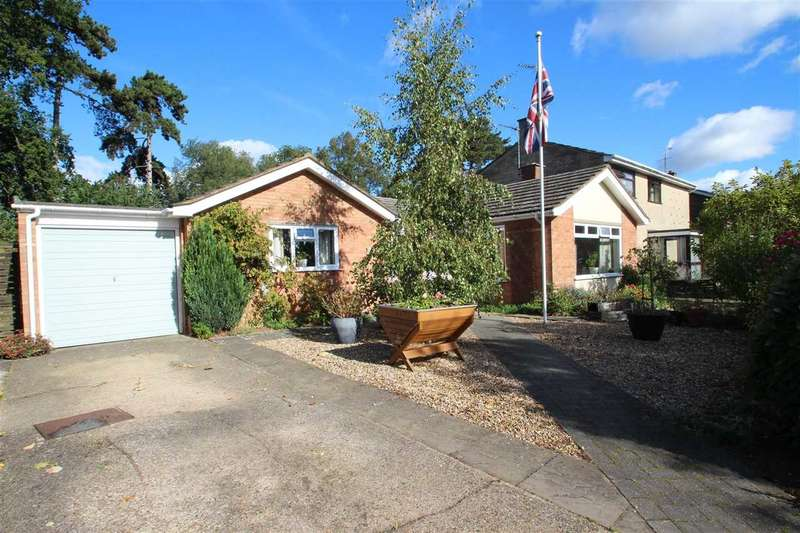 3 Bedrooms Bungalow for sale in North Lawn, Rushmere, Ipswich