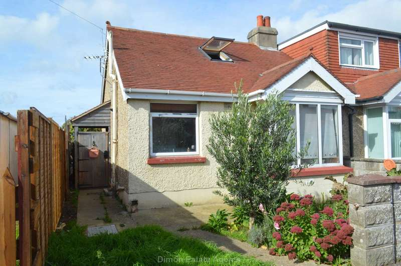 3 Bedrooms Semi Detached Bungalow for sale in Newport Road, Gosport