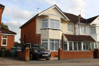4 Bedrooms Semi Detached House for sale in Shirley, Southampton, Hampshire