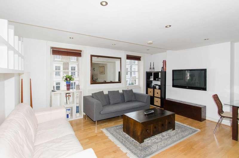 3 Bedrooms Maisonette Flat for sale in Richmond Way, Shepherds Bush