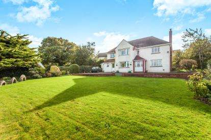 4 Bedrooms Detached House for sale in Okehampton, Devon, England