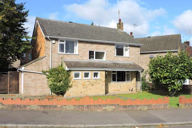 4 Bedrooms Detached House for sale in Rosslyn Crescent, Luton, Bedfordshire, LU3 2AU