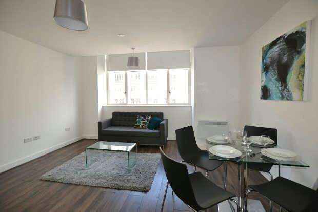 1 Bedroom Apartment Flat for sale in 7 The Strand, Strand Street, Liverpool