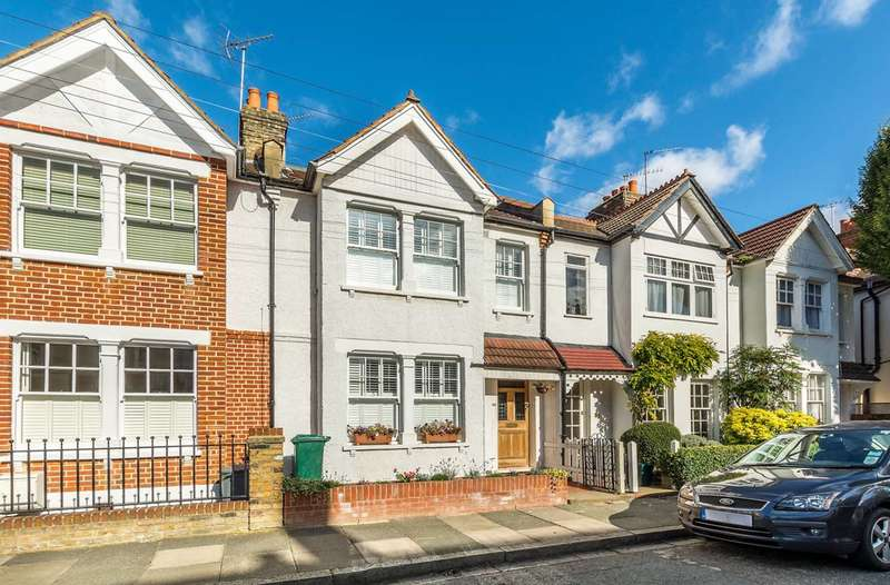 4 Bedrooms House for rent in Hartington Road, Richmond, TW1