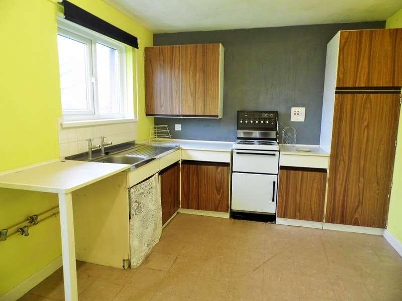 2 Bedrooms Bungalow for sale in Maesamlwg, Tregaron, Ceredigion, SY25