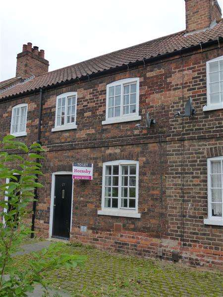 2 Bedrooms Terraced House for rent in Redbourne Street, Scunthorpe