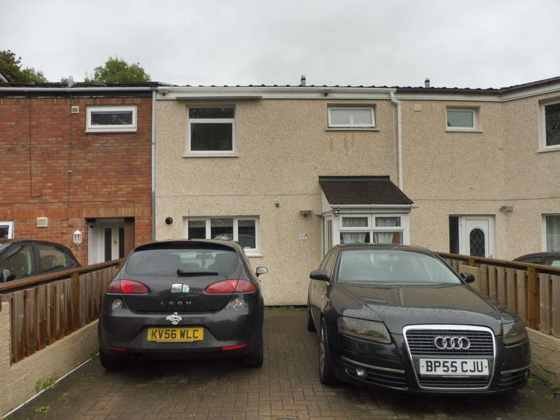 3 Bedrooms Terraced House for sale in Trannon Court, Thornhill, CWMBRAN