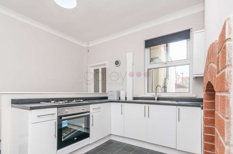 3 Bedrooms Terraced House for sale in Rose Avenue, Balby