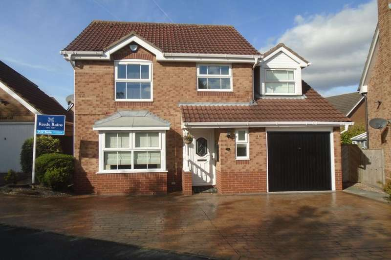 4 Bedrooms Detached House for sale in Meadowgate Croft, Lofthouse, Wakefield, WF3