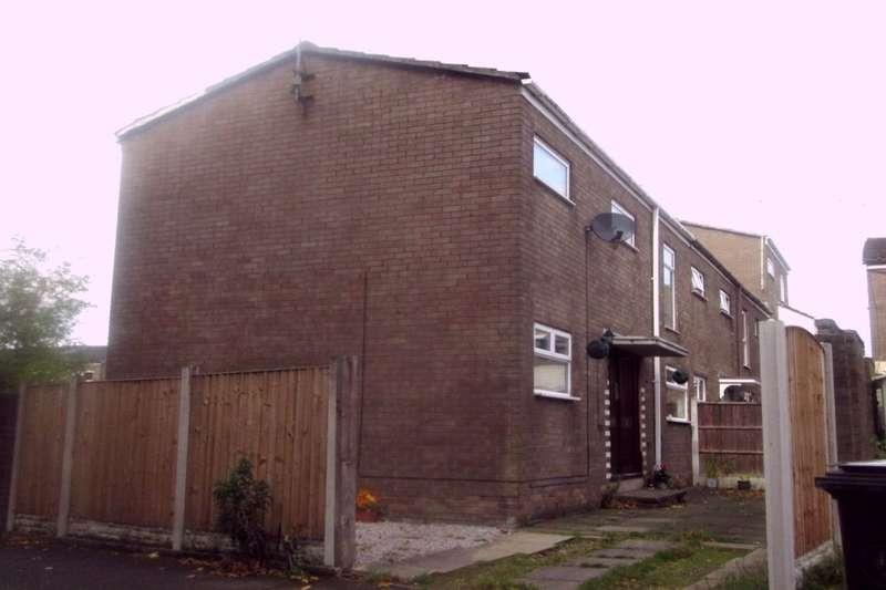 3 Bedrooms Property for sale in Belfield, Skelmersdale, WN8