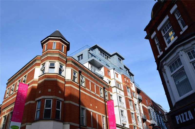 3 Bedrooms Apartment Flat for sale in Mint Walk, Croydon
