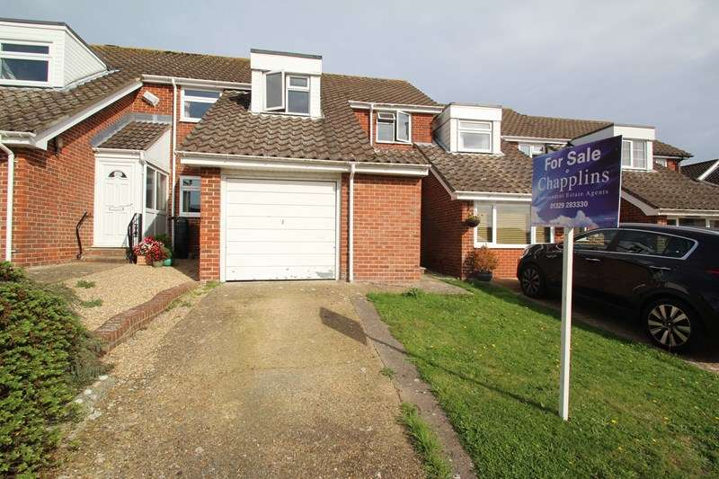 3 Bedrooms Terraced House for sale in Garstons Close, Fareham