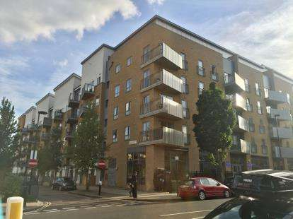 1 Bedroom Flat for sale in New Clocktower Place, London