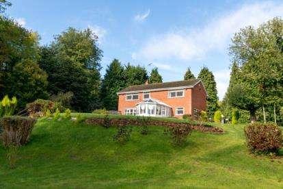 5 Bedrooms Detached House for sale in Bridle Road, Burton Joyce, Nottingham