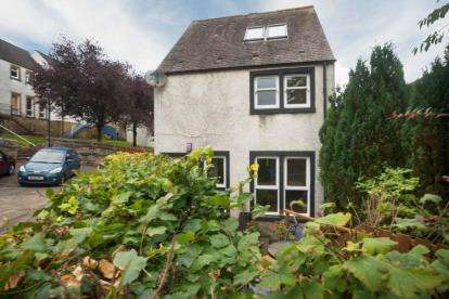 3 Bedrooms Link Detached House for sale in Harvey Wynd, Stirling